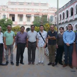 SASTRA_2018_group_at_the_Ramanujan_School